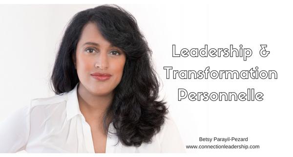 Leadership &TransformationPersonnelle